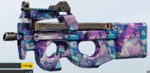 Stain Glass P90 Skin