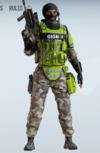 Twitch Bright Camouflage Uniform