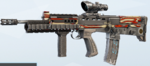 Barracks Thatcher L85A2 Skin