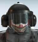 Blitz Smile Headgear