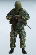 Tachanka Russian Taiga Uniform