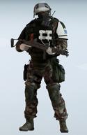 Doc CE Woodland Uniform