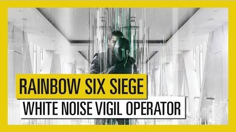 Tom Clancy's Rainbow Six Siege - White Noise Vigil Operator