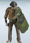 Blitz Tumbleweed Uniform