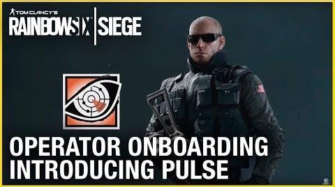 Rainbow Six Siege Operator Onboarding – Introducing Pulse Ubisoft NA