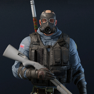 Sledge armed with an <a href=