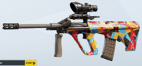 Tread AUG A2 Skin