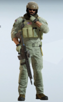 Blackbeard Terminal Uniform