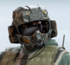 Jager Mission Blacksmith Headgear