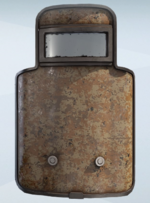 Quicksand Ballistic Shield Skin