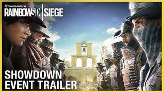 Rainbow Six Siege Showdown Event Trailer Ubisoft NA