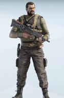 Thatcher Auxiliary Unit Uniform