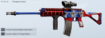 Competitor Thermite 20 Weapon Skin