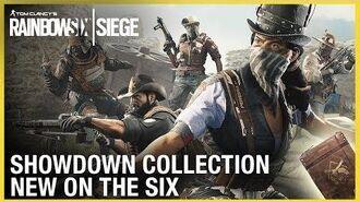 Rainbow Six Siege Showdown Collection - New on the Six Ubisoft NA