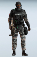 Twitch Highland Blush Uniform