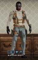 Wamai Striped Syndicate Uniform
