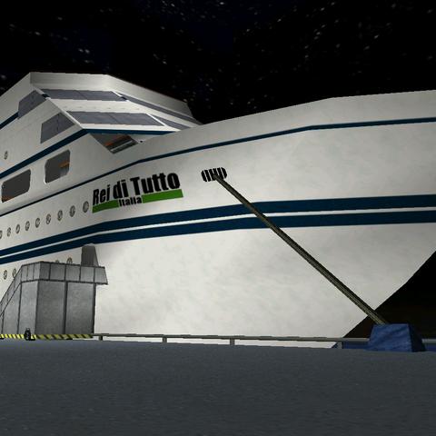 Rei di Tutto cruise ship