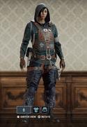 Hibana Vehement Vice Uniform