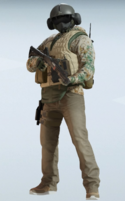 Jager Tumbleweed Uniform