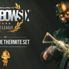 Thermite in the Y1S3 Pro League Set