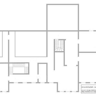 Bartlett U. - 1st Floor