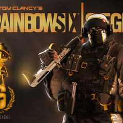 Glaz in the Y2S3 Pro League Set
