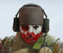 Glaz Twisted Harlequin Headgear