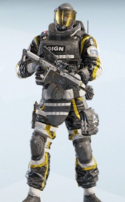 Lion Moon Flare Uniform
