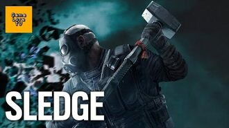 R6 Siege Sledge biography