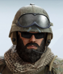 Blackbeard Rabid Cookie Dough Headgear