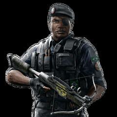 Capitão (In-game artwork)