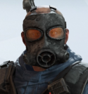 Sledge Scorched Headgear