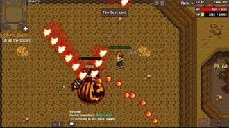 Boss Battle (No Healing) - Raining Chain MMORPG