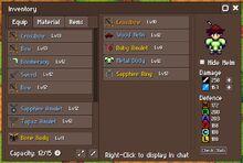 Items-Panel