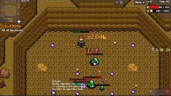 Boss Battle (Speedrun) - Raining Chain MMORPG