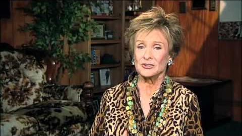 Cloris Leachman - RAISING HOPE