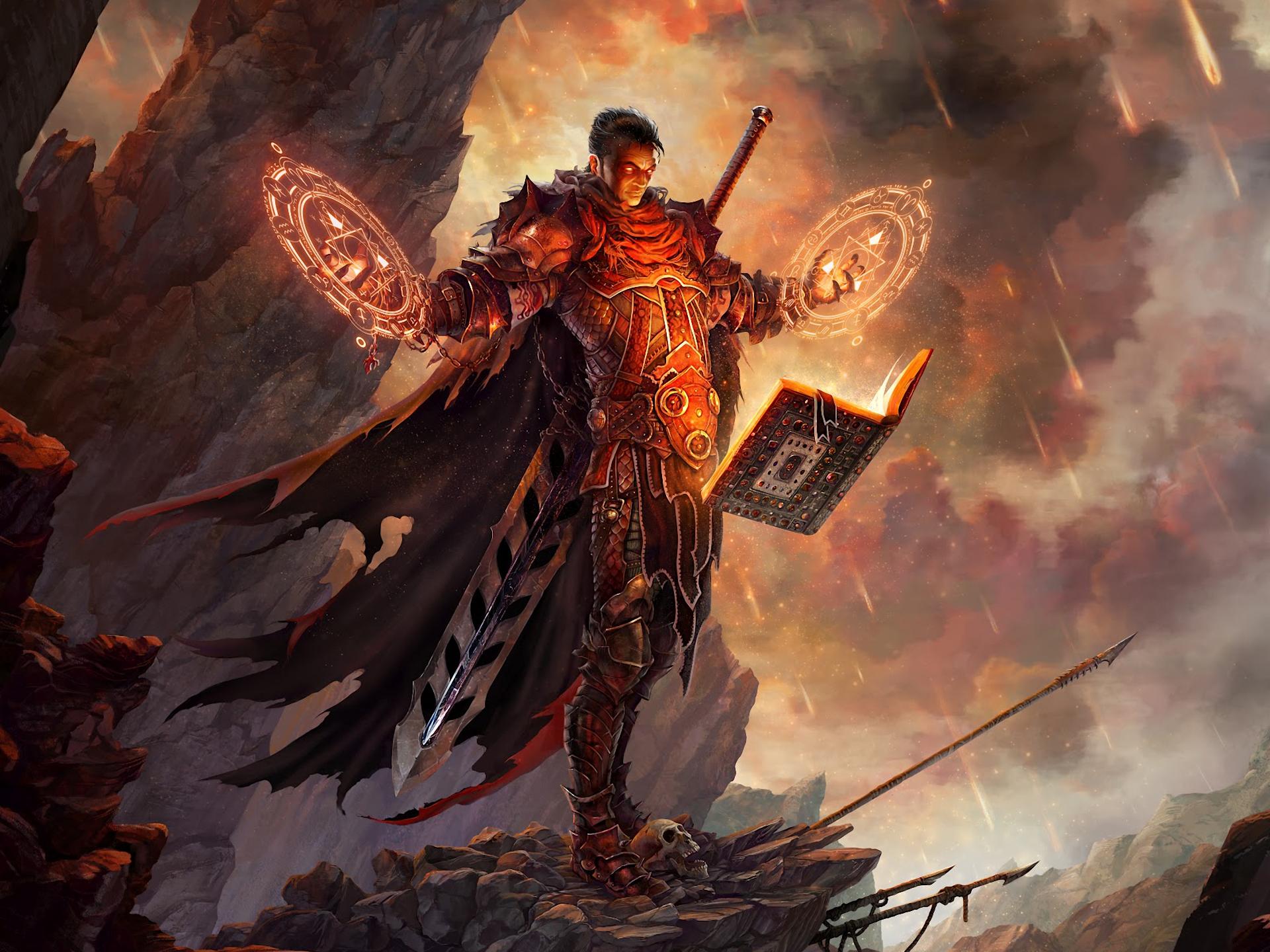 Demon Magus Class | Rakhronos Wiki | FANDOM powered by Wikia