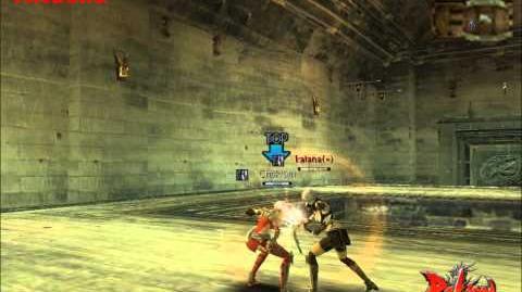 Rakion Ninja New weapon Chakram.wmv