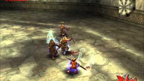 Rakion Mage New weapon Scythe