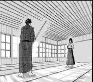 Kaito prepares to pass his skills to Ayase