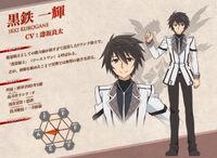 Ikki anime profile