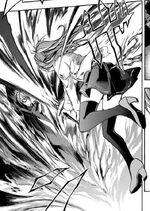 Stella attacks Bishou
