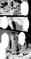 Kuraudo waiting for and then beating Kaito's students