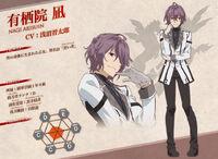 Nagi anime profile