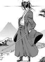 Samurai Ryoma