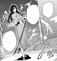 Ayase willing to do anything to take her enemies down