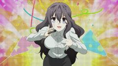Yuuri introducing herself