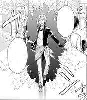 Kirihara appears