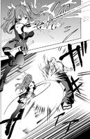 Stella and Saijou clash
