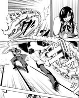 Kuraudo uses Jakkojin